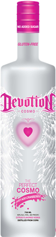 Devotion Vodka Perfect Cosmo